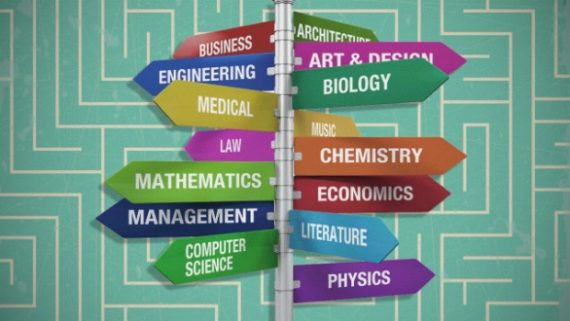 multiple majors to choose