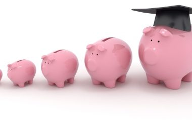 College Savings Piggybanks