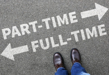 Part-Time or Full-Time
