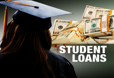 graduate student and debt
