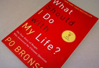 Book cover: What Should I Do With My Life