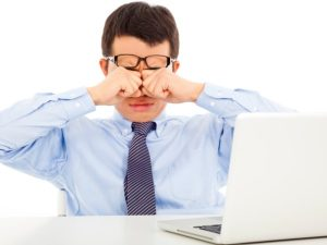 Combating Computer Vision Syndrome