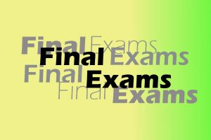 How to Prepare for Freshman Final Exams