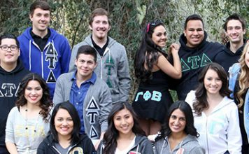 Fraternity and Sorority Members