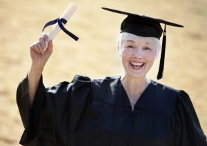 How to Achieve Success as an Older Student