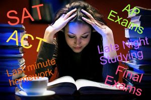 5 Great Tips for Dealing with Stress in High School