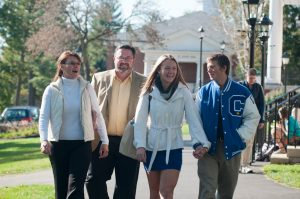 Campus Visits: Informal Process
