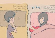 Long-Distance Relationships
