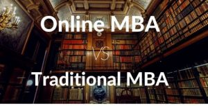 Online MBA vs. Regular MBA: Which One is Favorable?