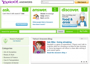 The Pros & Cons of using Yahoo Answers for College Research Papers