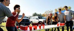 3 Popular College Drinking Games