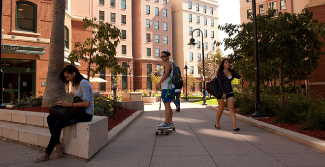 top 10 colleges with the best campus housing