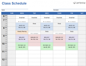 How & When to Schedule to Get the Best Classes and Professors