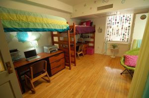 How To Best Utilize Your Dorm Room Space