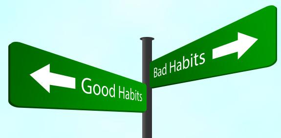 Bad Habits And Good Habits For Students Start School Now