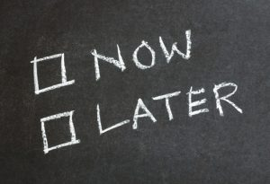 Education After High School: Right Now, or Later?