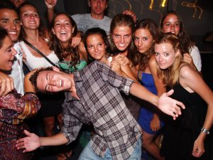6 College Party Fouls