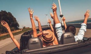 Summer Road Trip for High School Grads