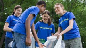 Volunteer Summer Activities Process